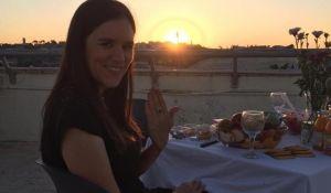 חדשות ברנז'ה, חדשות המגזר, מבזקים תגידו מזל טוב: העיתונאית אמילי עמרוסי התארסה