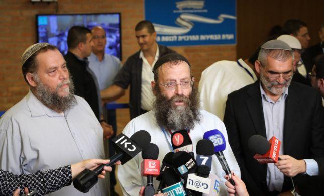 """עוצמה יהודית נגד היועמ""""ש: """"יצא המרצע מן השק"""""""