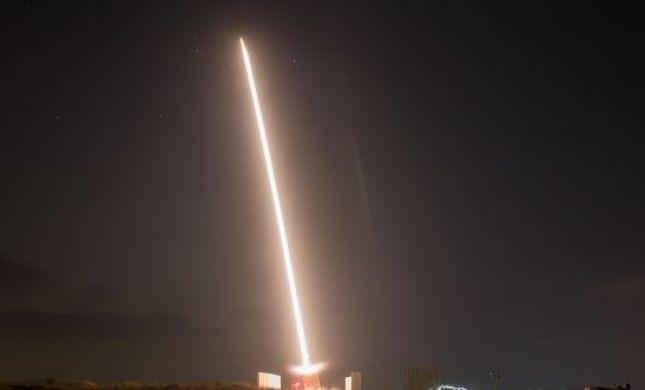 """דובר צה""""ל: זוהה שיגור מעזה לשטח ישראל"""