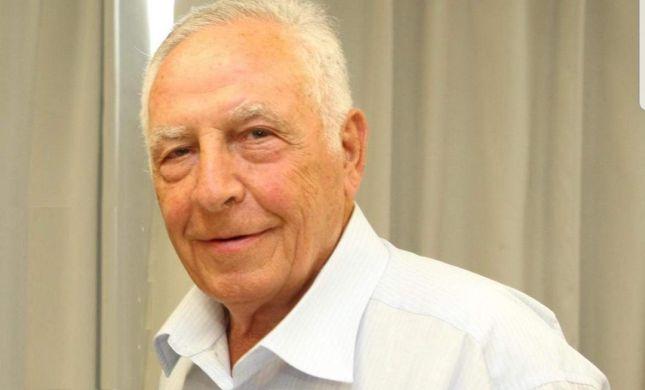 """יגאל כהן- אורגד הלך לעולמו """"איש ארץ ישראל"""""""