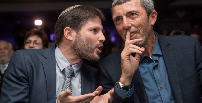 הסכם הרוטציה הסודי בין הרב פרץ לבצלאל סמוטריץ'