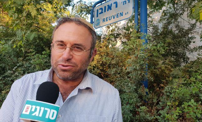 הרב טהרלב נחנק מדמעות: 'במצבים האלה באים לחבק'