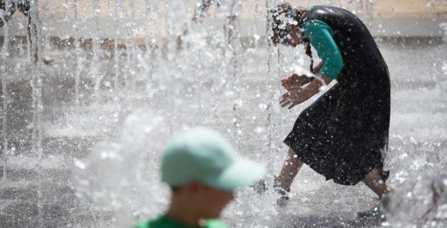 עומס חום כבד; 40 מעלות בדרום: התחזית המלאה