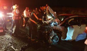 חדשות, חדשות בארץ, מבזקים 12 פצועים בתאונת דרכים קשה בצפון