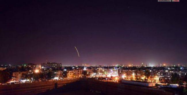 """פרטים נוספים על """"התקיפה החריגה"""" בסוריה"""