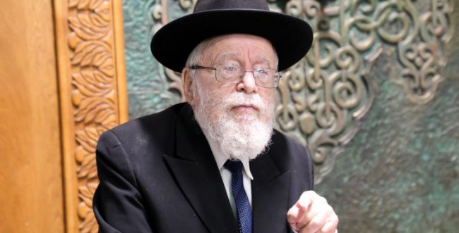 הרב דב ליאור: זו המפלגה שצריך להצביע לה
