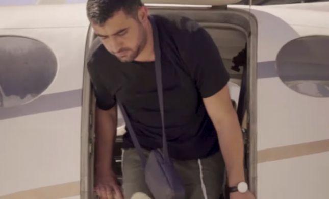 במטוס פרטי לקפריסין: ישי ריבו בפסטיבל ההיסטורי
