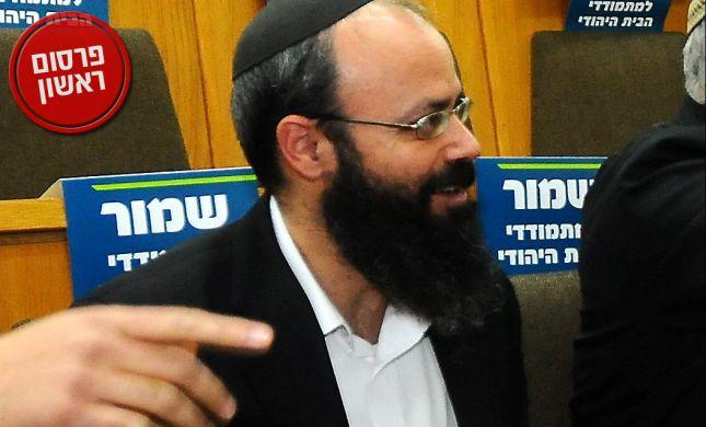 """הרב הלל הורוביץ מונה ליו""""ר המועצה המקומית בחברון"""