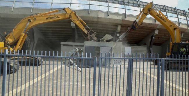 רשמית: אצטדיון בלומפילד ייפתח בתחילת העונה