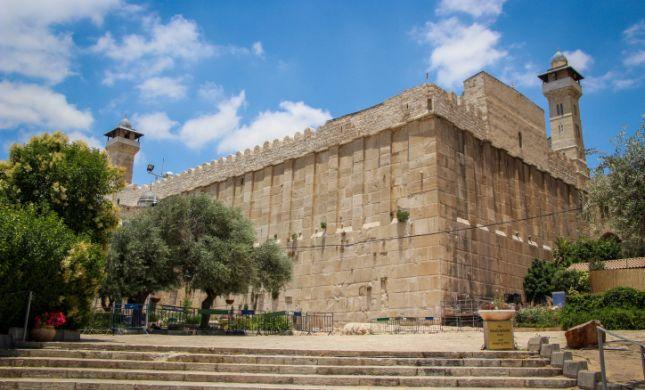 נאסרה הכניסה ליהודים למערת המכפלה בט' באב
