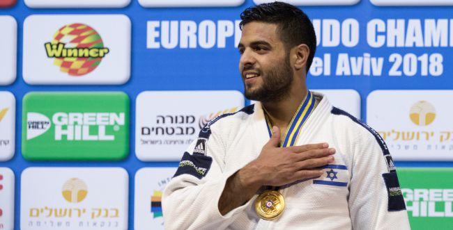שגיא מוקי זכה במדליית הזהב באליפות העולם
