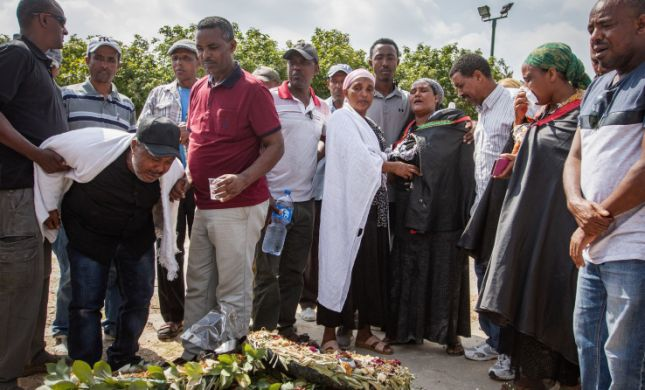 שלושים לירי: בני המשפחה עלו לקבר של סלומון טקה