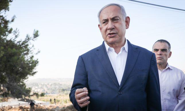 """נתניהו: """"הטילים בלבנון מכוונים לקריית אתא"""""""
