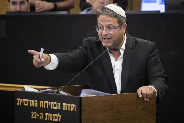 """עוצמה יהודית: """"שי ניצן הוא עבריין, להעמיד אותו לדין"""""""