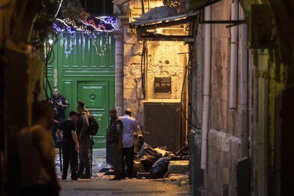 """השוטר שנפצע בפיגוע בירושלים שוחרר מביה""""ח"""