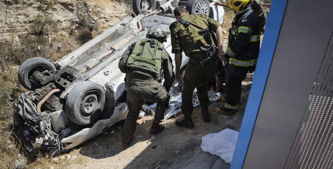 שיפור במצבו של נחום נביס שנפצע בפיגוע הדריסה באלעזר