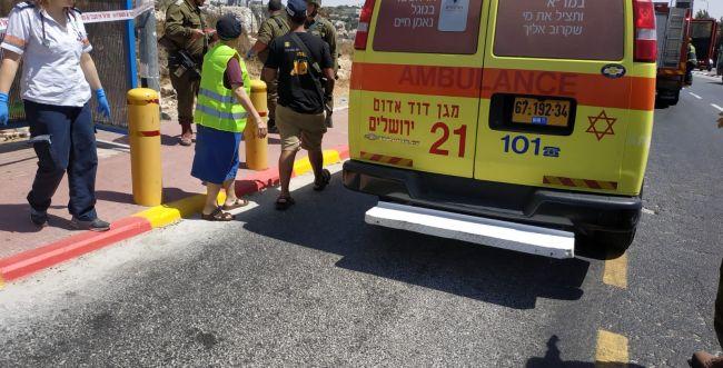 הותרו לפרסום שמות האחים שנפצעו בפיגוע בגוש עציון