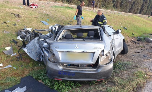 נגד מהרבנות הצבאית נהרג הבוקר בתאונת דרכים