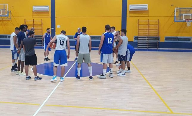 קבוצת הכדורסל הדתית בדרך לליגה הארצית