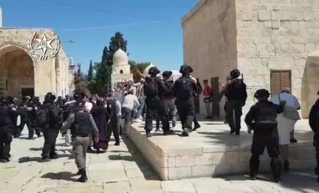 """ירדן מגנה את ישראל: """"יהיו השלכות לפגיעה בהר הבית"""""""
