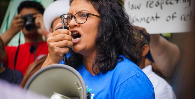ישראל שוקלת לאסור את כניסת חברות הקונגרס לארץ