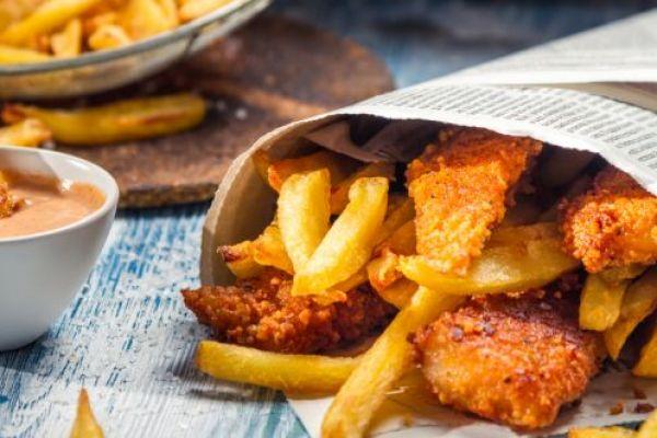 ארוחה של חופש: מתכון לפיש אנד צ'יפס