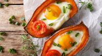 אוכל, מתכוני פרווה בוקר גאוני: כך תשדרגו את ביצת העין שלכם בקלות