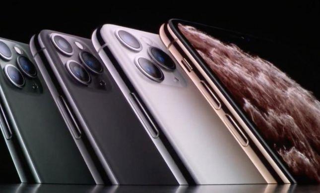 הערב זה קורה: האייפון 11 מגיע לישראל - אלו המחירים