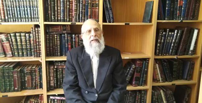 """הרב רפי ניסה למנוע תמיכת החרד""""לים ביהדות התורה"""