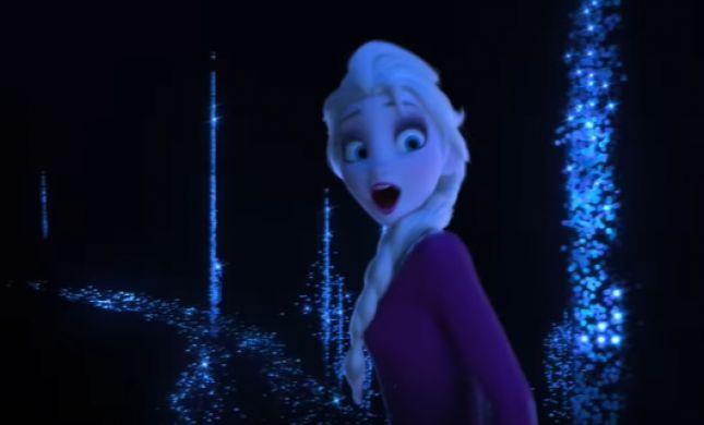 """אלזה חוזרת: """"לשבור את הקרח 2"""" נחשף. צפו"""