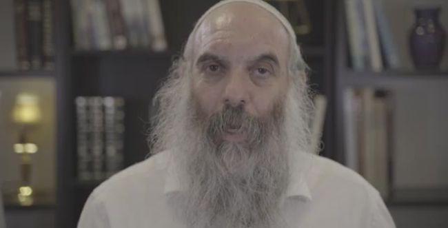 הרב יהושע שפירא חושף למי יצביע בבחירות