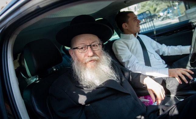 דיווח: שני כתבי אישום יוגשו נגד יעקב ליצמן