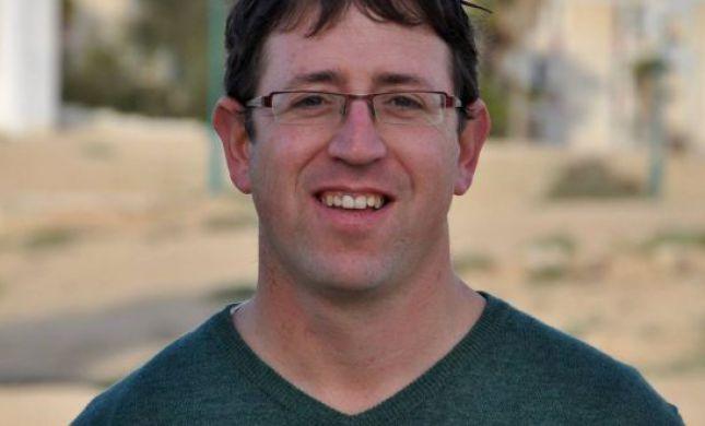 """""""קשה לשבת בשיעורים"""": אלישיב רייכנר חוזר לבי""""ס"""