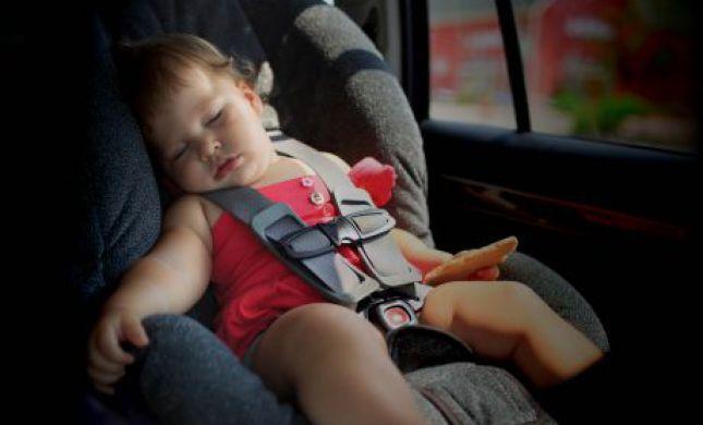 בת 4 נשכחה כשעתיים ברכב בנתניה