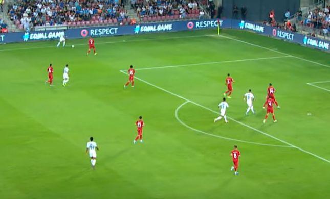 אכזבה: נבחרת ישראל סיימה בתיקו מול צפון מקדוניה