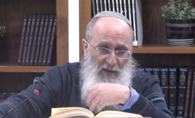 הרב אורי שרקי מגלה: למי אצביע בבחירות ולמה?