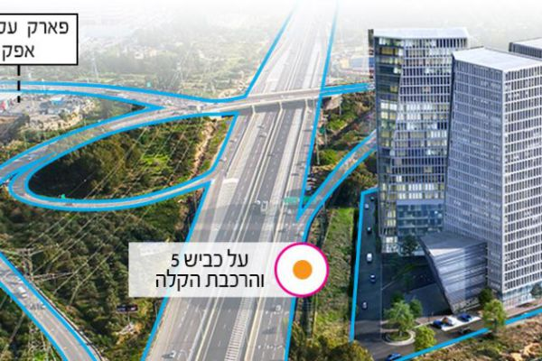 במיקום הכי חם – השקעת הנדלן החדשה של ישראל