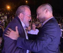 חדשות המגזר, חדשות קורה עכשיו במגזר, מבזקים אחרי שתיקה רועמת: הרב אלי סדן מביע תמיכה בימינה