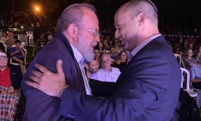 אחרי שתיקה רועמת: הרב אלי סדן מביע תמיכה בימינה