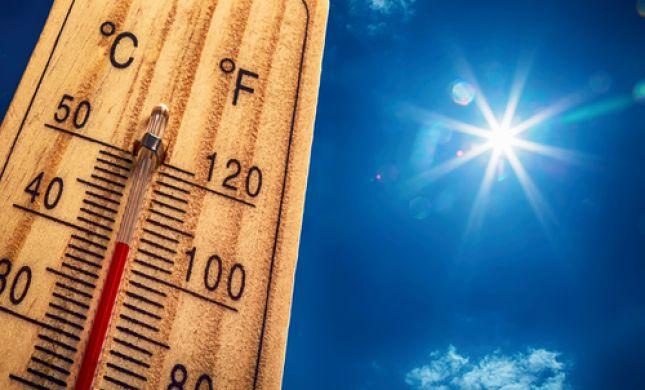 """תחזית מזג האוויר: ללא שינוי ניכר; בסופ""""ש- התחממות"""