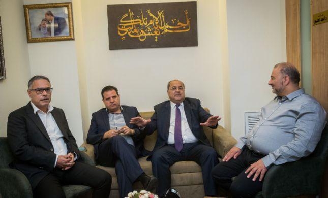 """""""ממשלת מיעוט בתמיכת הערבים זה ריקבון וחרפה"""""""