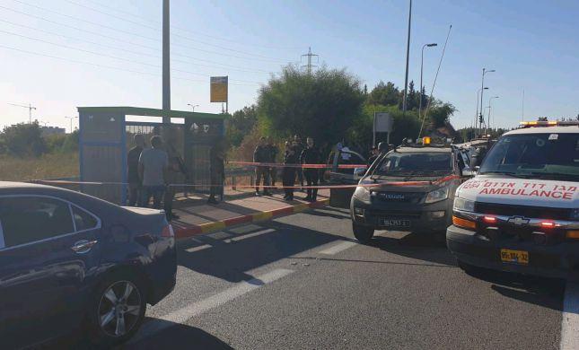 פיגוע דקירה בצומת שילת: אישה נפצעה, המחבל נוטרל