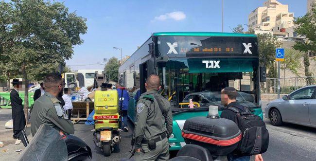 בן 40 נהרג לאחר שנפל מגובה בירושלים