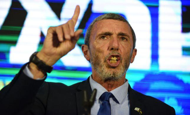 """הרב רפי פרץ: """"הפלסטינים מוחקים אפשרות לשלום"""""""