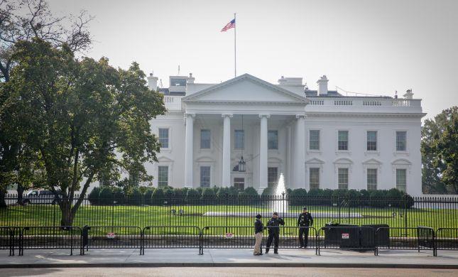 """""""רוצה להתנקש בטראמפ"""": חמוש נעצר מחוץ לבית הלבן"""