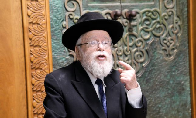 הרב דוב ליאור: לא לחשוש ולהצביע עצמה יהודית