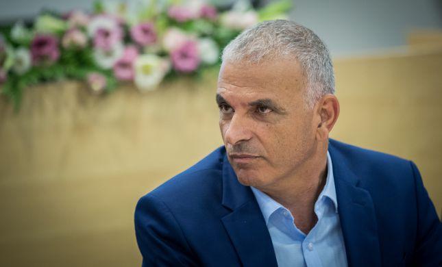 דיווח: שר האוצר כחלון יודיע על פרישה לאחר הבחירות