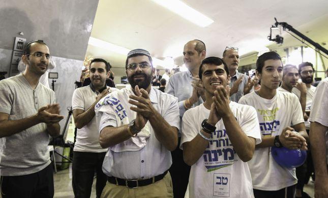 """פ""""ת גב""""ש או ירושלים, איפה הצביעו הכי הרבה ימינה?"""
