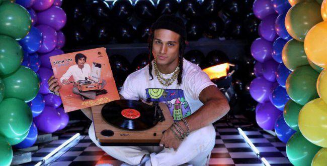 בפאות ובלונים: אסף גורן חוגג יום הולדת בשיר חדש