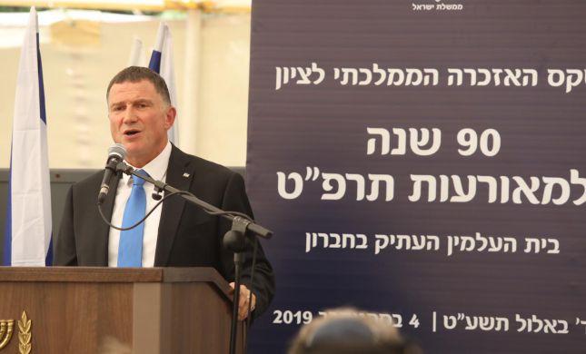 """יו""""ר הכנסת: נחיל את הריבונות הישראלית בחברון"""